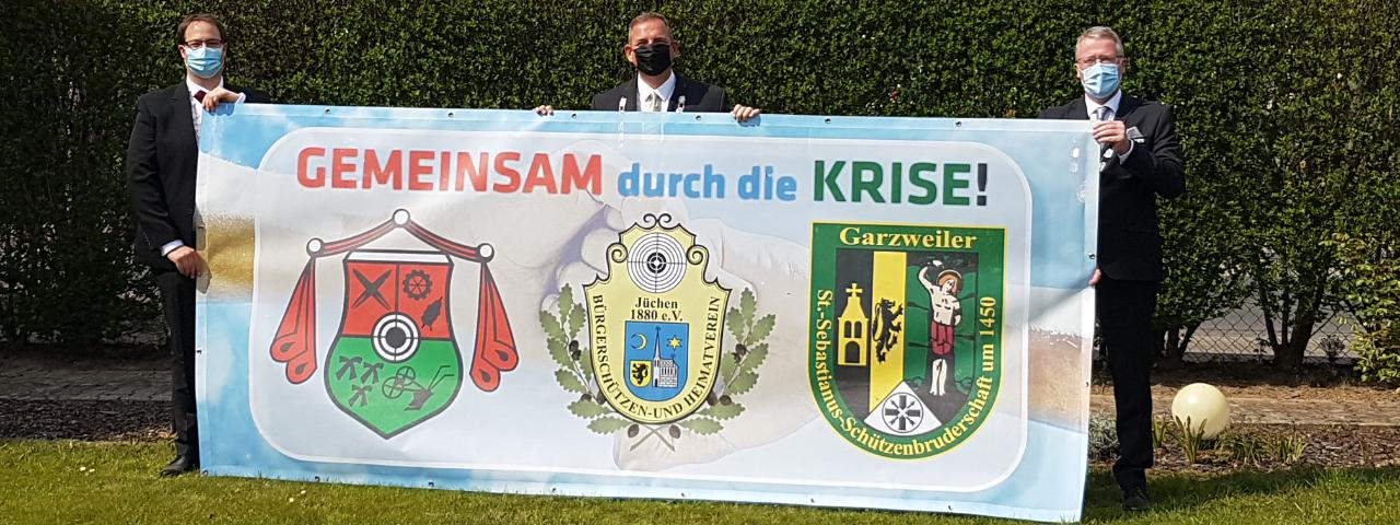 Gemeinsames Banner